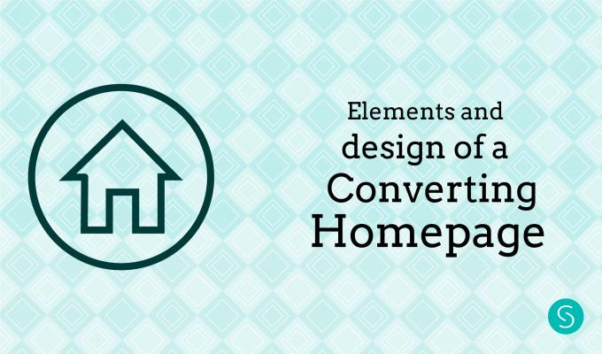 converting homepage